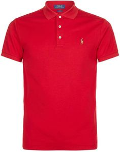Harrods, the world's most famous department store online with the latest men's and women's designer fashion, luxury gifts, food and accessories Ralph Lauren Slim Fit, Polo Ralph Lauren, Ralph Lauren Tshirts, Slim Fit Polo Shirts, Black Shirts, Dream Cars, Jeep, Audi, Training