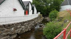 The Edradour Distillery - Pitlochry, Scotland ('Bonny Distillery In Pitlochry' by; Cathy Cox )