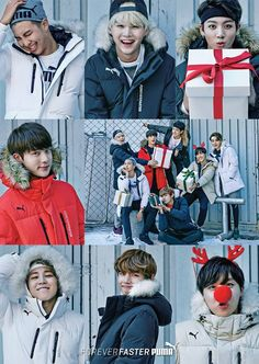 2015 BTS WINTER PUMA