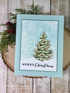 Hello crafty friends :) My Christmas card stash is starting to build up nicely, but I still have a long way to go. Today's card feature...