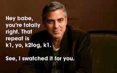 George: Hey babe.
