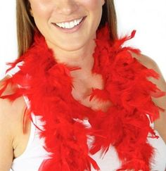 Bachelorette Party  - Fluffy Feather Boa $3.99