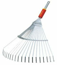 Gardening gardening tools on pinterest garden tools for Large rake garden tool