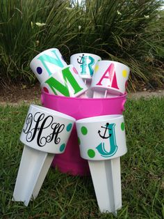 Spiker Beach Beverage Holder -love these for the beach!