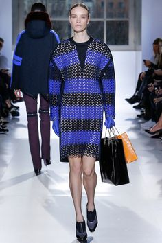 Balenciaga | Fall 2014 Ready-to-Wear Collection | Style.com DATA DIVINATION: INTUITIVE