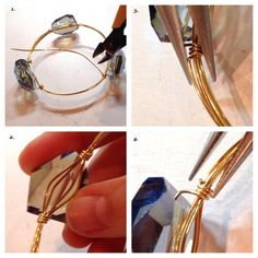 How To: Wire Bangle Bracelets |
