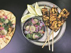 Resep: Halloumi-kebabs | Netwerk24.com