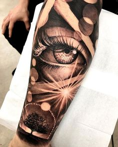 Hope you find some time to relax today and gain some focus for the upcoming week. Galaxy Tattoo Sleeve, Best Sleeve Tattoos, Sleeve Tattoos For Women, Tattoos For Guys, Diy Tattoo, Tattoo Fonts, Tattoo Art, Full Body Tattoo, Body Art Tattoos