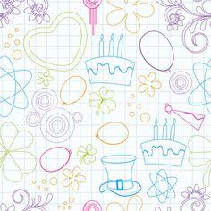 Трафареты для дня рождения