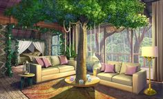 Living Room Background, Scenery Background, Animation Background, 2d Game Background, Episode Interactive Backgrounds, Episode Backgrounds, Arquitectura Wallpaper, Casa Anime, Anime Places