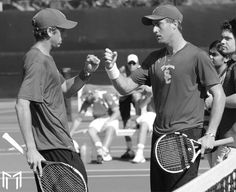 Overall, USC tennis players have been named to All-American teams 137 times, with many also enjoying successful pro careers, including International Tennis Hall of Famers Stan Smith, Rafael Osuna, Alex Olmedo and Dennis Ralston. In 2012, Steve Johnson, Senior, completed his USC career having won 72 consecutive singles matches. To that end, he repeated as the NCAA individual champion, (2011 + 2012).  / Follow us on Instagramt/FB : @ MSCLTofficial / What's your hustle?™/ #MSCLT