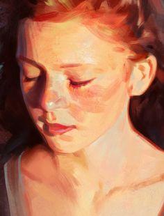 Personal Painting — wangjie li