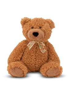 Big Frizz Bear by Melissa & Doug $16.80 after 20% off with coupon code GBK20