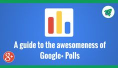 Google+ polls are a great way to find out people's views at the click of a button. Great for quick engagement, and for gaining insight too.