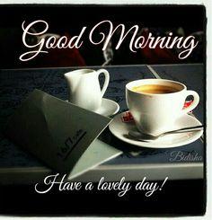 Good morng