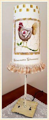 Simonetta Giussani: Lady Cocca - la gallina vanitosa