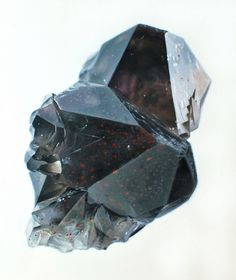 This girl paints minerals, and frankly, it's pretty awesome.     amethyst 3 by carlybird, via Flickr