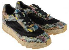 Multicolor Sneakers by Stella McCartney