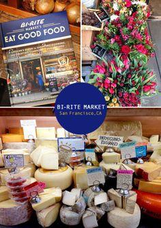Bi-Rite Market, SFO