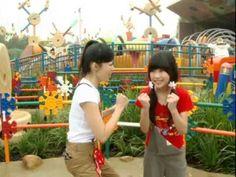 香港迪士尼樂園達人挑戰賽 - 【怡君的旅遊日記】節目影片(1)