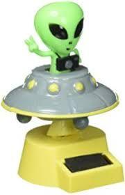 Alien Solar Bobble Head Solar Powered Toys Dancing Toys Solar Gadgets Products