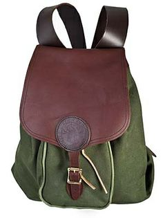 For journeys near and far, we turn to the Duluth Pack Classic Rucksack. Handmade in Duluth, Minnesota, it's a handsome, classically tailored backpack that promises to stick with you for the long haul.