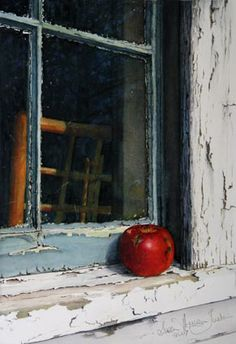 Susan Harrison-Tustain Watercolor