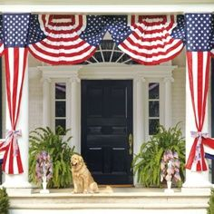 Great idea for Independence Day!