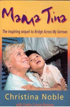Mama Tina - Sequel to Brige Across My Sorrows - Christine Noble - PB - S/Hand