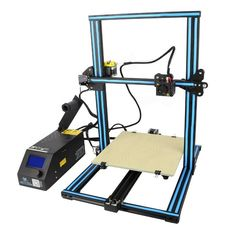The Printer or rapid prototyping system is a computer assisted manufacturing process where software guides the creation of three dimensional models. Diy Desktop, Desktop 3d Printer, 3d Printer Kit, 3d Printing Business, 3d Printing Service, Impression 3d, Anet A8, Black Friday, 3d Printing Machine