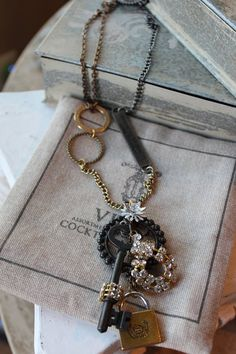DREAM necklace by HaveFaithDesigns on Etsy