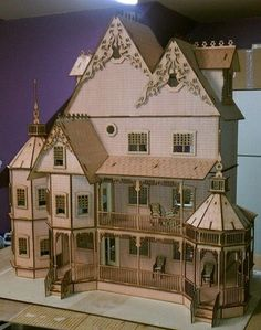 Dollhouse Victorian Doll House | Gothic, victorian dollhouse | small world