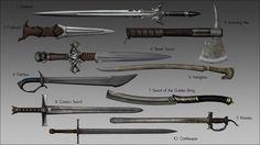 weapon draw fantasy - Cerca con Google
