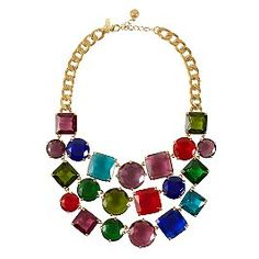 Great necklace from Kate Spade. For the holidays, but will work all year. Fun.