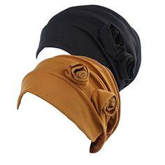 Men's Skullies & Beanies Candid Big Chiffon Flower Hat Baby Turban Cotton Beanie Cap Boy Girl Autumn Winter Soft Cotton Hats 0-5years Men's Hats