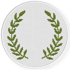 Leaf Wreath Stitch Pattern, You can make really unique habits for textiles with cross stitch. Cross stitch designs may almost amaze you. Cross stitch novices will make the designs they want without difficulty. Blackwork Cross Stitch, Celtic Cross Stitch, Cross Stitch Quotes, Small Cross Stitch, Cross Stitch Bookmarks, Cross Stitch Heart, Free Cross Stitch Charts, Funny Cross Stitch Patterns, Cross Stitch Designs