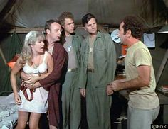 M*A*S*H - another all time favorite that I never tire of!