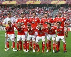 Benfica 2 - 1 Braga, Liga Europa, 2010/11