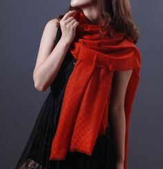 100% cashmere scarf 210cm*90cm only 95g 8 colors