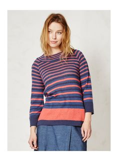 Braintree Sail La Vie Hemp Top Hemp, Knitwear, Sailing, Women Wear, Men Sweater, Sweaters, Collection, Tops, Fashion