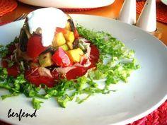 ŞAKŞUKA / SAKSUKA (Turkish eggplant)