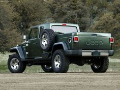 Jeep Gladiator Concept Reminds Me Of The CJ8 That They Stupidly Discontinued!!