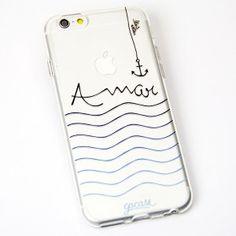 Capinha para celular A_Mar