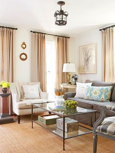 How to arrange furniture quick and easy