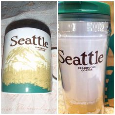 #seattle #starbucks #tumbler #mug collection