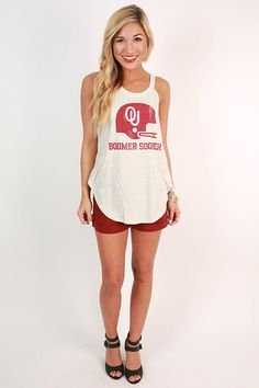 University of Oklahoma Tank