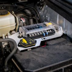 Planning Auxiliary Power Setup and Wiring For Your Overland Vehicle – Overland Equipped Overland Tacoma, Tacoma 4x4, Overland Gear, Overland Truck, Tacoma Truck, Jeep Mods, Truck Mods, Rv Mods, Toyota Tacoma 2016