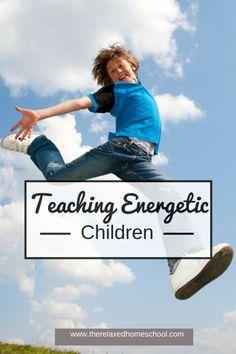 Teaching Active Kids