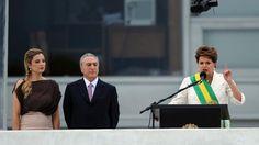 Dilma questiona perícias da PF em gráficas contratadas para campanha de 2014