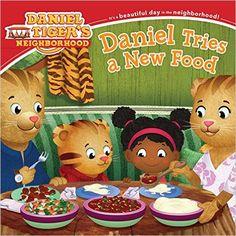 Daniel Tries a New Food (Daniel Tiger's Neighborhood): Becky Friedman, Jason Fruchter: 9781481441704: AmazonSmile: Books